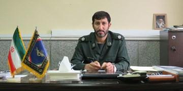سربازان مکتب شهید سلیمانی کنار کادر درمان و در خدمت مردم هستند