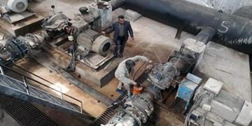 تامین مجدد آب شرب الحسکه در سوریه  پس از خاتمه اشغالگری ترکیه