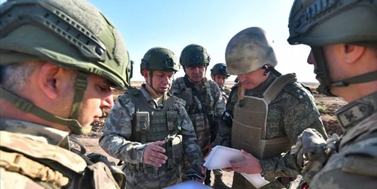 مقام ارشد ارتش ترکیه: یگانهای مدافع سوریه باید نقاط مرزی سوریه را ترک کند