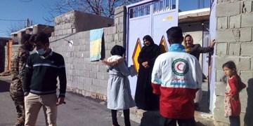 جزئیاتی از اجرای طرح شهید سلیمانی در دیشموک/خانه هلال در صف اول مقابله با کرونا