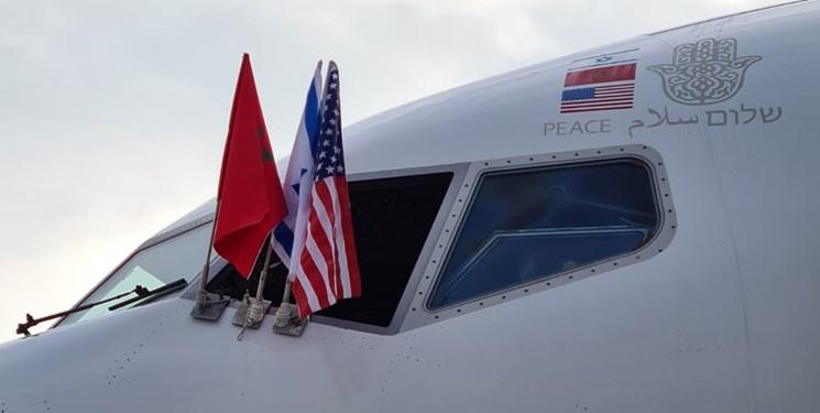 اولین پرواز رسمی از تلآویو به رباط/ مغرب و اسرائیل توافق امضا میکنند