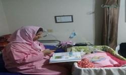 کلاس آنلاین به میزبانی نوزاد چهار ساعته/ حلال کن مامان، کلاسم دیر شد!