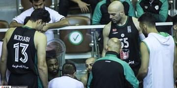 لیگ برتر بسکتبال| ذوبآهن از سد کوچین گذشت/تقابل شاگردان کوهیان با قزوینیها در پلیآف