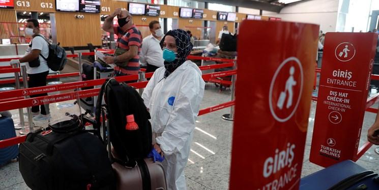 صادرات ماسک ترکیه 21 برابر شد