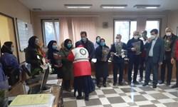 اجرای طرح یلدانه توسط هلال احمر زنجان