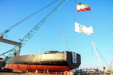 نفتکش اقیانوسپیمای ساخت ایران