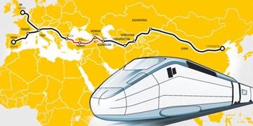 حرکت اولین قطار راه آهن تجاری استانبول - شیان/ چین ایران را دور نمیزند