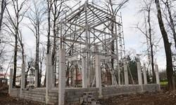 فارس من| سد حقوقی مانع اتمام پروژه یادمان شهدای گمنام بوستان ملت رشت