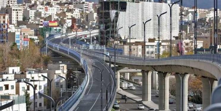معاون قالیباف: ادعای هزینه های کلان در پل صدر کذب است / انجام پروژه بر اساس روش نوین مهندسی