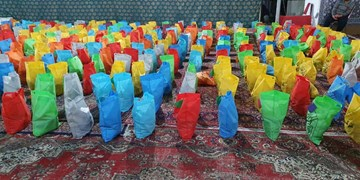 ۳۱۳ خانواده محروم سمنان؛ زیرپوشش یاوران مهدوی+ تصاویر