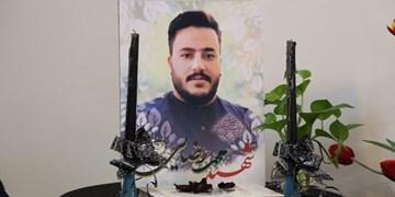 فیلم| پرستار شهیدی که آرزوی دفاع از حرم داشت