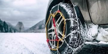 برف و باران در جادههای 15 استان/رانندهها  به زنجیرچرخ مجهز باشند