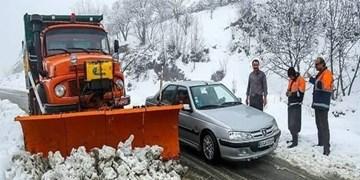 125 روستای آذربایجان شرقی در محاصره برف/ ارتفاع برف در اهر به 40 سانتیمتر رسید