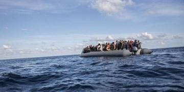 ۲۰ کشته در غرق شدن قایق مهاجران در آبهای تونس