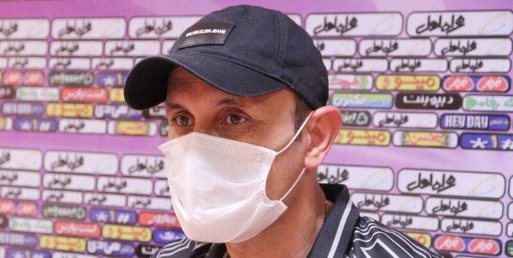 گلمحمدی: سپاهان مدعی قهرمانی است/آنها میتوانند الگوی سایر تیمها باشند