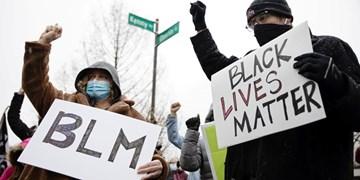 تظاهرات علیه خشونت پلیس آمریکا در اوهایو