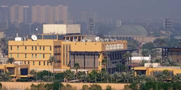 سفارت آمریکا در بغداد: سفارتخانه به کارش ادامه میدهد