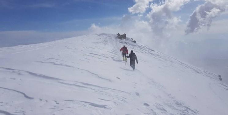 اعزام امدادگران هیات کوهنوردی استان آذربایجانشرقی به چالدران