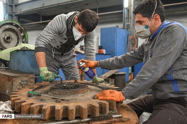 13991006000049 Test PhotoL - تولید 50 هزار قطعه مورد نیاز نیروگاه شهید سلیمی نکا در داخل/ با تحریم، تلاشمان دو چندان شد