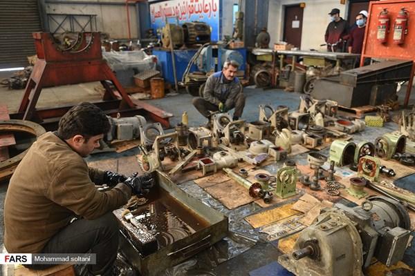 13991006000051 Test PhotoL - تولید 50 هزار قطعه مورد نیاز نیروگاه شهید سلیمی نکا در داخل/ با تحریم، تلاشمان دو چندان شد