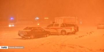 غافلگیری برف و کولاک در دقیقه نود زمستان/ کدام راهها در شبانه روز گذشته مسدود شدند؟