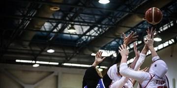 تیم سقوط کننده در لیگ بسکتبال بانوان مشخص شد