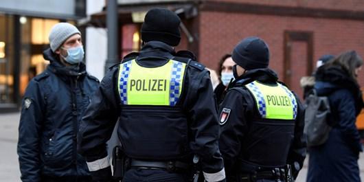 تیراندازی در آلمان حداقل دو کشته بر جا گذاشت