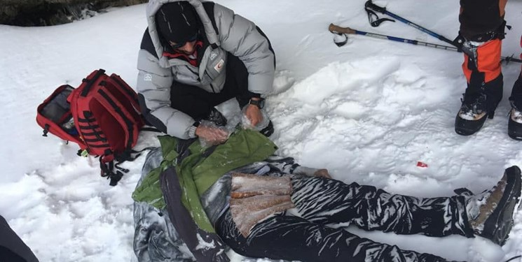 ۱۰۰ امدادگر به دنبال ۴ مفقودی در ارتفاعات تهران/ ۸ نفر جان خود را از دست دادند