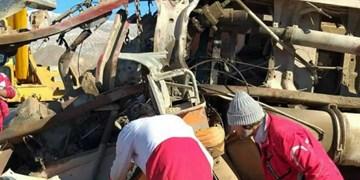 واژگونی ادوات معدنی در آرادان به معدن ربطی ندارد/ حادثه در جاده رخ داده است