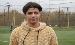 فیلم  قرارداد استقلال تهران با بازیکن ۱۷ ساله گیلانی