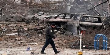 رسانههای آمریکایی: انفجار نشویل احتمالا حمله انتحاری بوده است