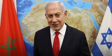 عصبانیت رسانههای مغربی از نقشه این کشور در پیام ویدئویی نتانیاهو