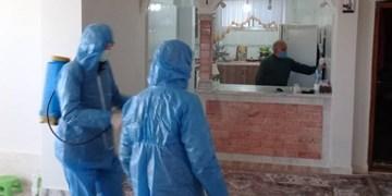 اجرای طرح ابتکاری «هر خانه یک خدمت» به عشق سردار دلها در لارستان