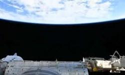 فضانوردان از ایستگاه فضایی پیام «تعطیلات مبارک» فرستادند