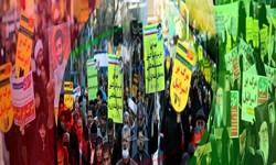 علمای اهل سنت کردستان: حماسه ۹ دی محصول بصیرت ملت و درایت رهبری بود/ 9 دی مصداق ایستادگی ملت پای آرمانهای انقلاب