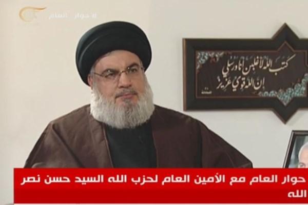 13991007001040 Test PhotoL - نصرالله: ترور من خواسته آمریکایی، اسرائیلی سعودی است؛ بن سلمان در سفر آمریکا خواستار ترور من شد؛ اسرائیل بحرانزده است؛ ایران به نیابت از کسی مذاکره نمیکند