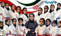 راهیابی دختران کاراته کا قم به اردوی تیم ملی