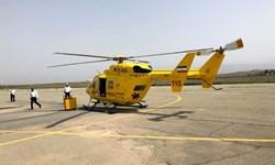 نذر جالب بانوی خیر اصفهانی/ پرداخت ۲۵۰ میلیونی برای «پَد بالگرد» اورژانس
