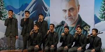 ماجرای نماهنگ «مرد نبرد»/ سرودی که «حاجقاسم» پسندید+فیلم