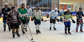 برگزاری مرحله نخست تست آمادگی جسمانی تیم ملی اسکیت هاکی