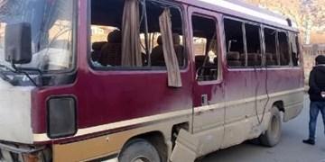 افغانستان| انفجار در مسیر خودروی کارمندان اداره ملی آمار6 زخمی برجای گذاشت+ فیلم