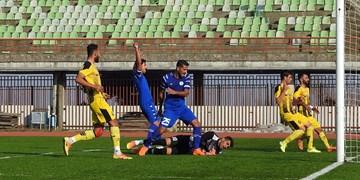 خوشه طلایی برای میزبانی از سپاهان در جام حذفی آماده شد +عکس