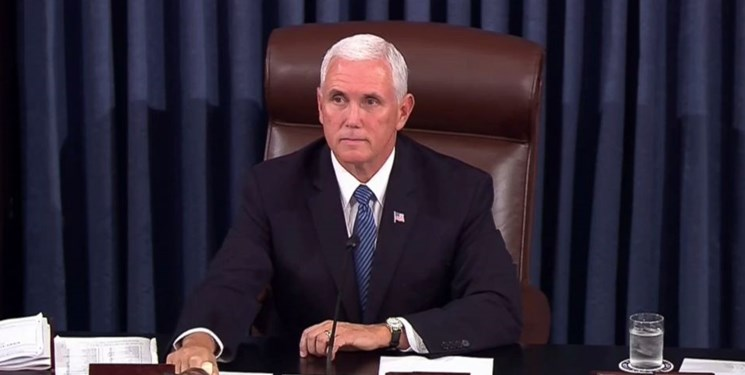 وزارت دادگستری آمریکا شکایت از مایک پنس را دارای تناقض حقوقی دانست