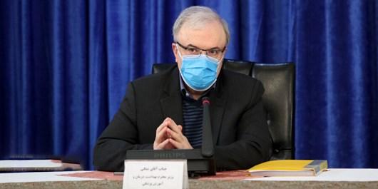 نمکی: کیفیت زندگی مردم ایران با مشکل روبرو است/ پیشنهاد  وزیر بهداشت به «روحانی»