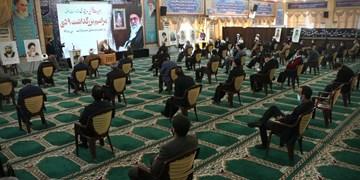 بزرگداشت حماسه 9 دی در بوشهر