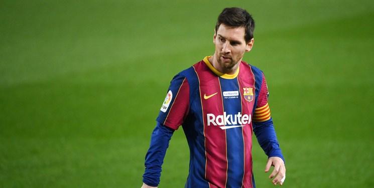 مسی نیمه نهایی سوپرکاپ اسپانیا را از دست داد؟