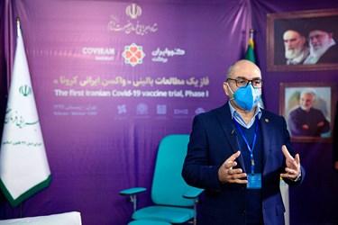 آغاز تست انسانی واکسن ایرانی کرونا