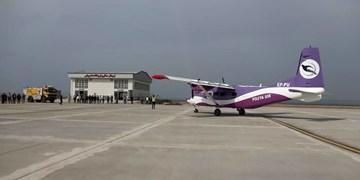برای احداث فرودگاه هندورابی مجوزهای قانونی  دریافت نشده است +فیلم