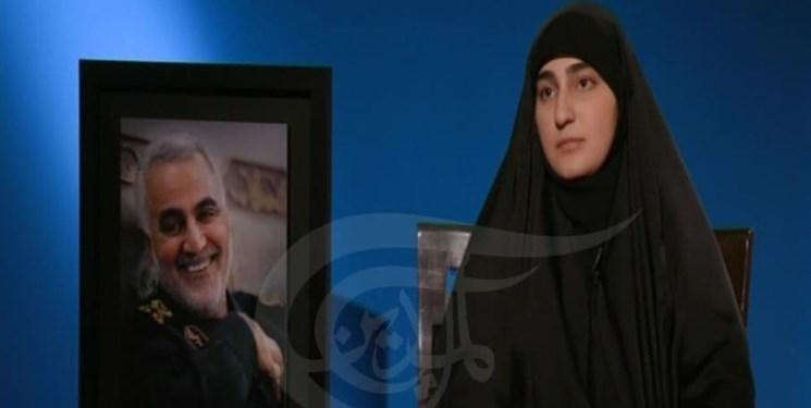 زینب سلیمانی: انتفاضه راه حل است؛ سالها مذاکره به آزادی فلسطین منجر نشد