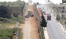 شلیک هوایی ارتش رژیم صهیونیستی در مرز با لبنان
